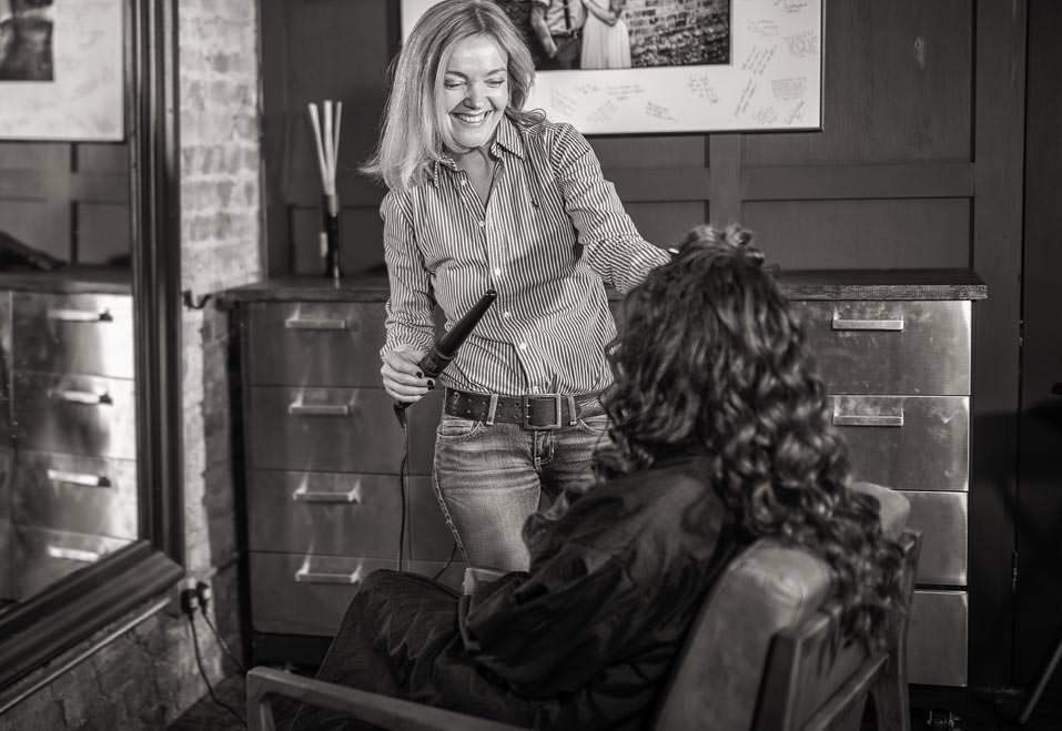 Private Hairstylist London, Knightsbridge and Cambridge